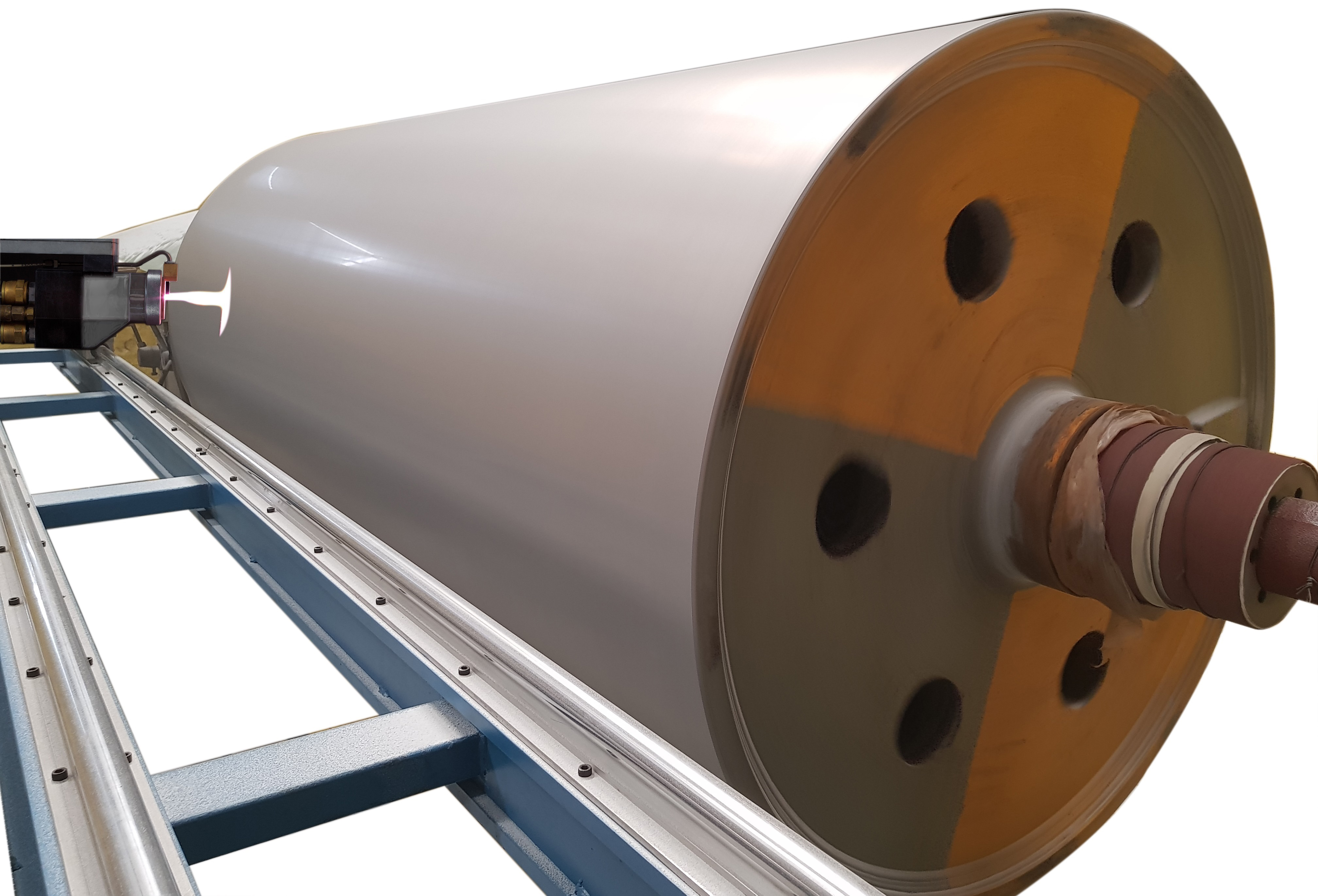 Mirror Roller Mirror Rollers Supper Finish Ahmedabad